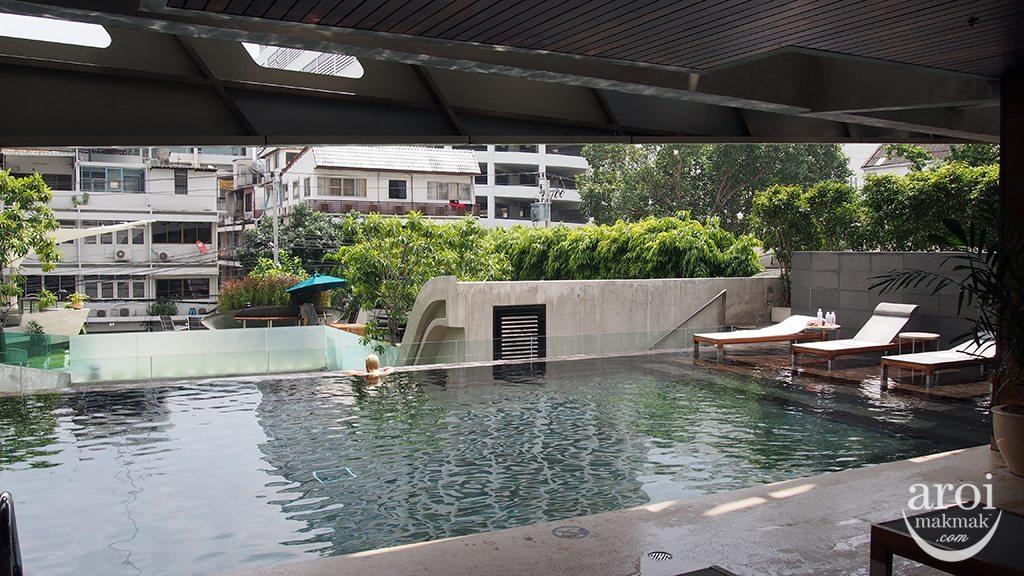 The Lit Bangkok - Pool