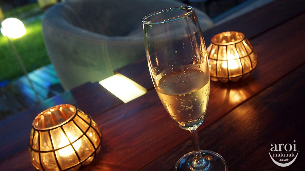 The Lit Bangkok - Sparkling Wine