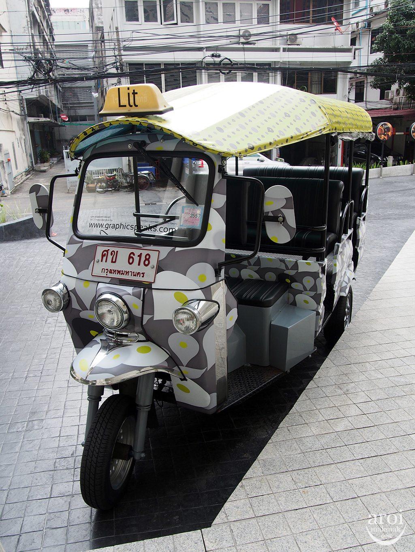 The Lit Bangkok - Tuk Tuk