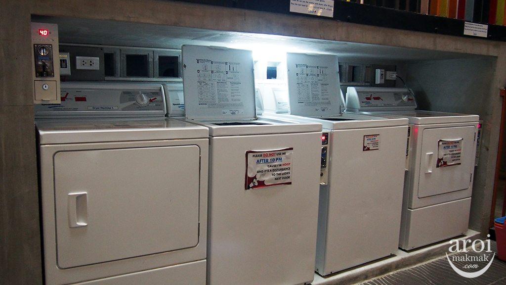 Lub d Bangkok Siam Square - Laundry