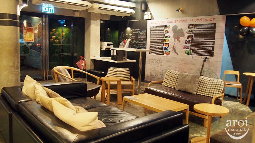 Lub d Bangkok Siam Square - Lobby