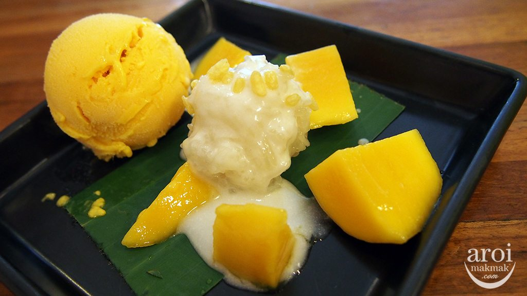 Mango Tango Mango Sticky Rice