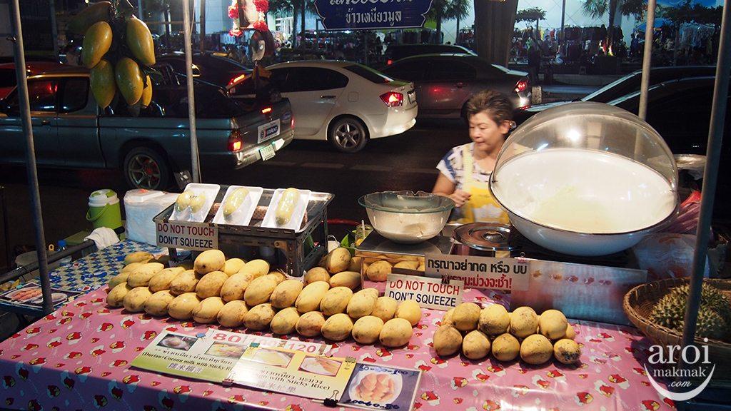 Pratunam Mango Sticky Rice