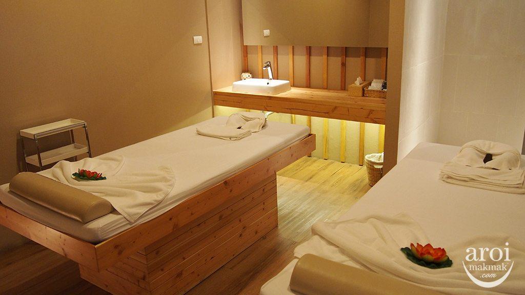 Yunomori Onsen Spa - Aromatherapy Massage Room