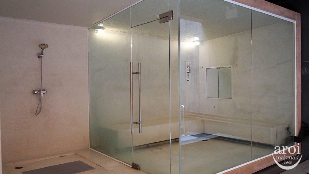 Yunomori Onsen Spa - Steam Room