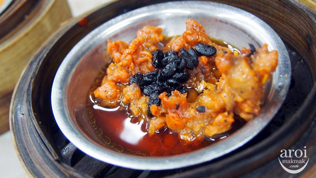 Aroi Dim Sum - Spicy Pork