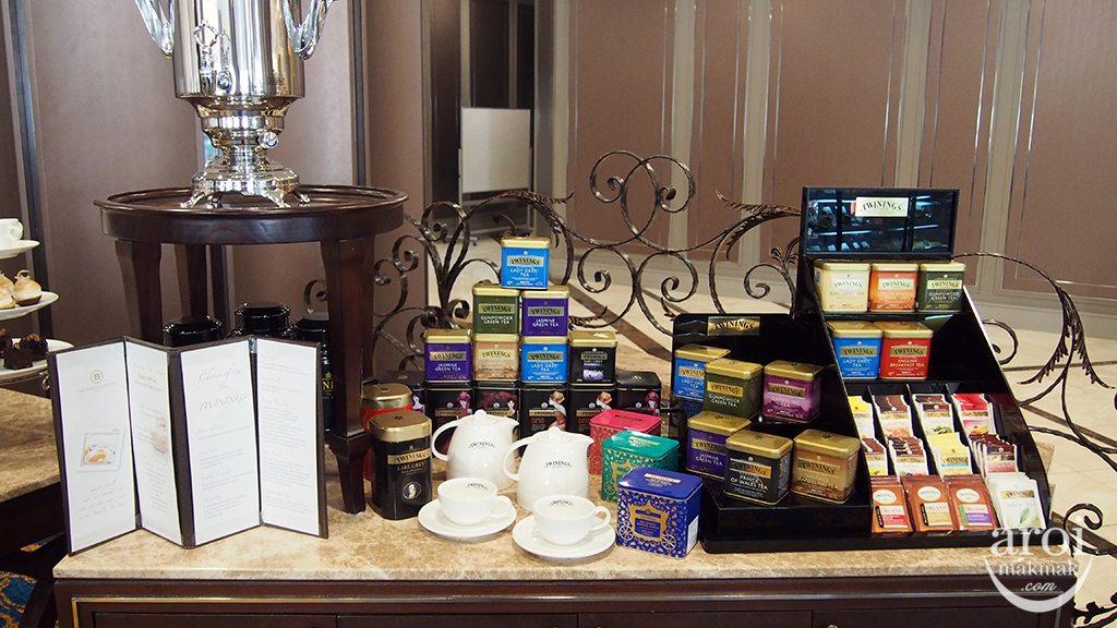 The Berkeley Hotel Pratunam - High Tea