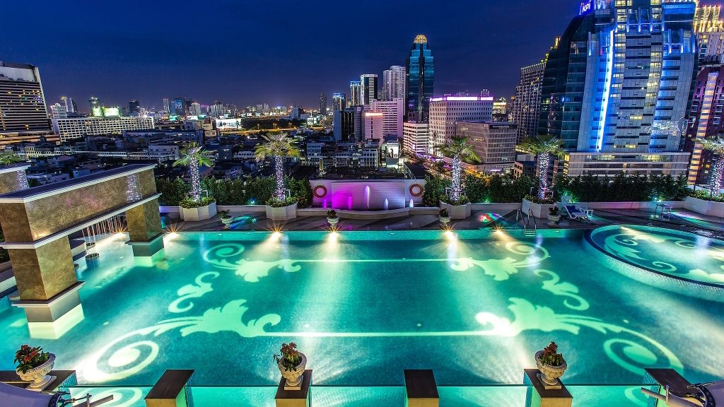 The Berkeley Hotel Pratunam - Swimming Pool