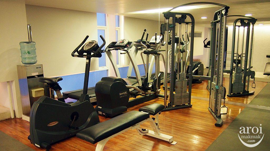 Le Fenix Sukhumvit Hotel - Gym