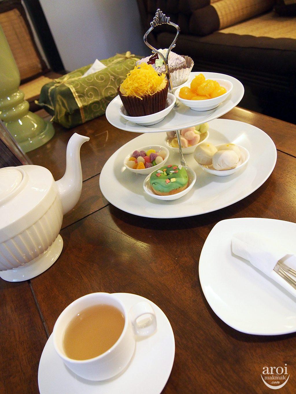 Leyana Spa - High Tea Set