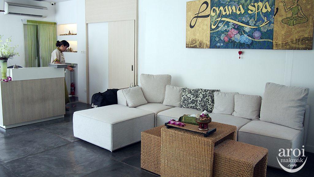 Leyana Spa - Interior