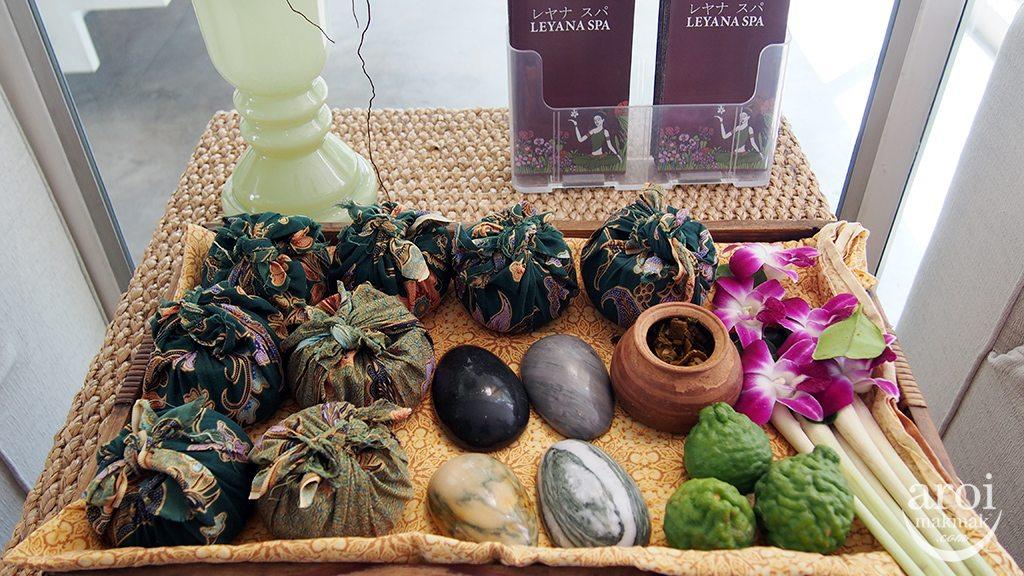 Leyana Spa - Massage Tools