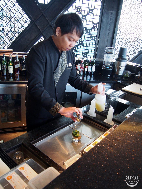 maya - Bartender