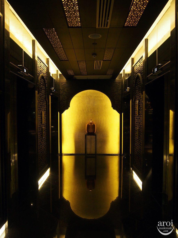 maya - Lift Lobby