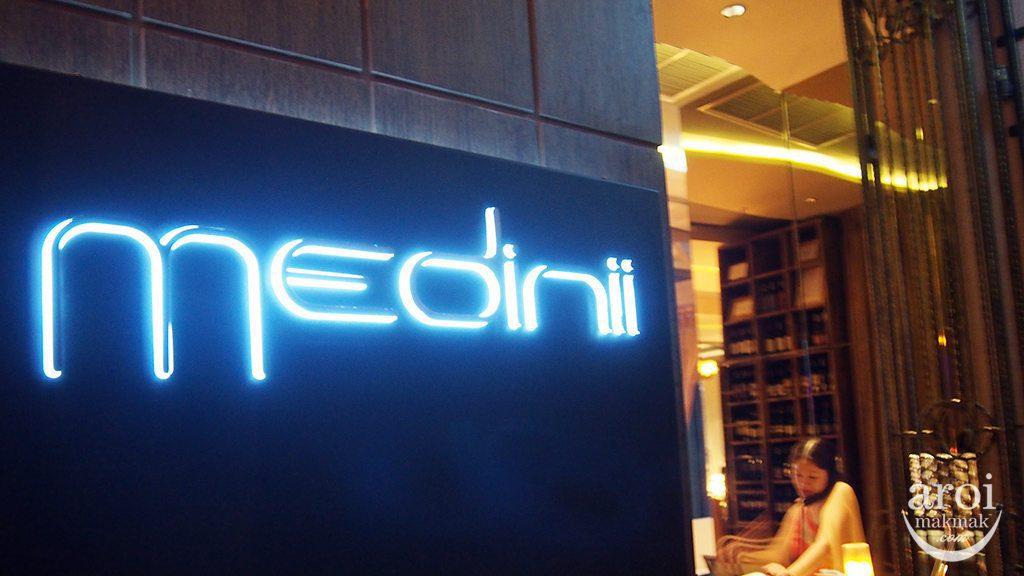 Medini - Sign