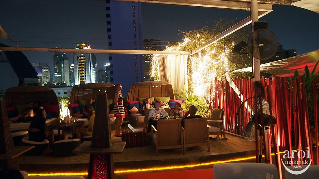 nest Rooftop Bar - ambience