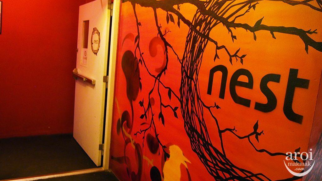 nest Rooftop Bar - Entrance