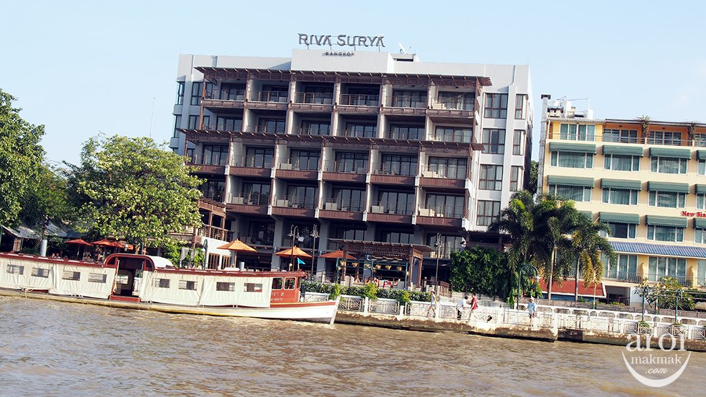 Riva Surya - Facade