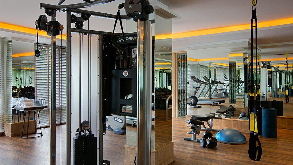 Riva Surya - Gym