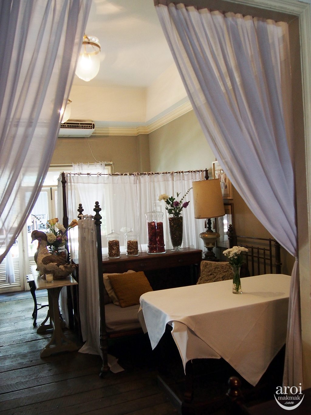 The Eugenia Hotel - Restaurant