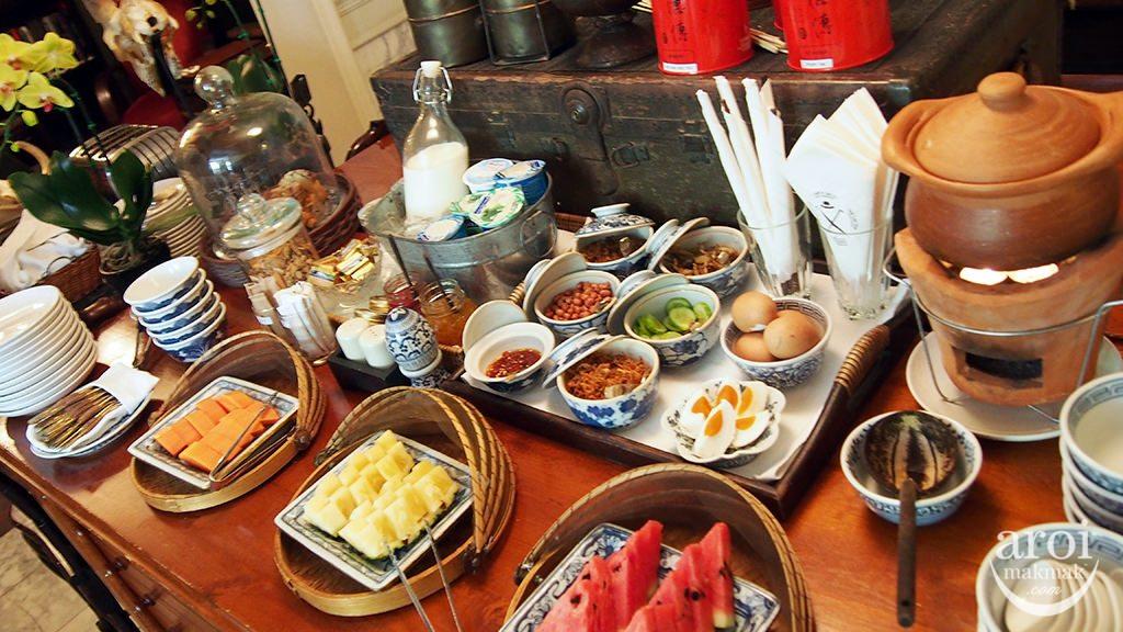 Cabochon Hotel - Breakfast