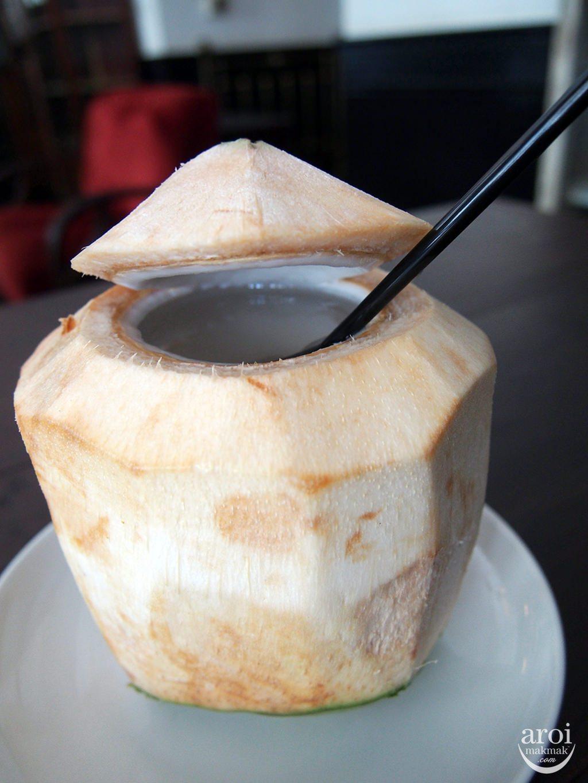 Cabochon Hotel - Coconut Juice