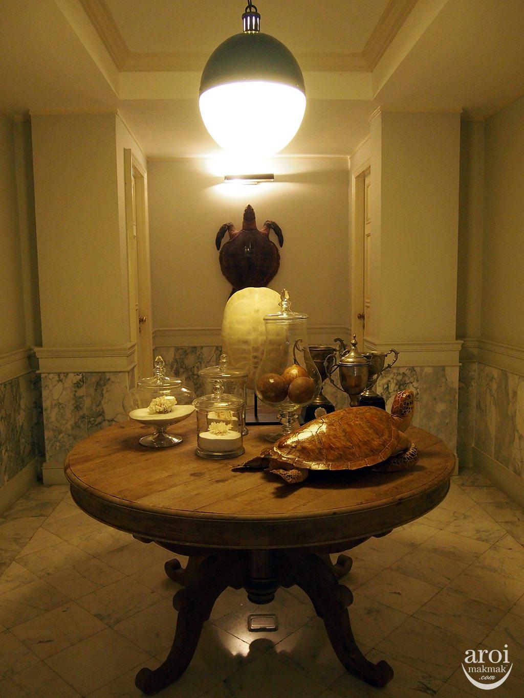 Cabochon Hotel - Hallway
