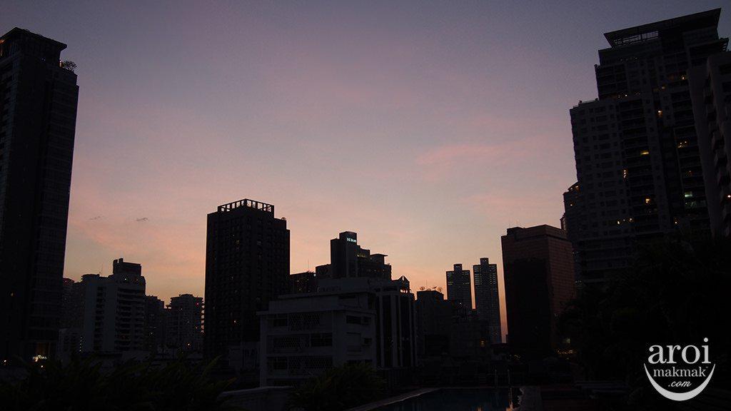Cabochon Hotel - Sunset