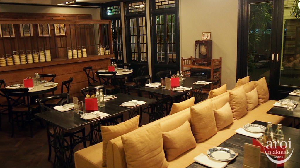 Cabochon Hotel - Thai Lao Yeh Restaurant
