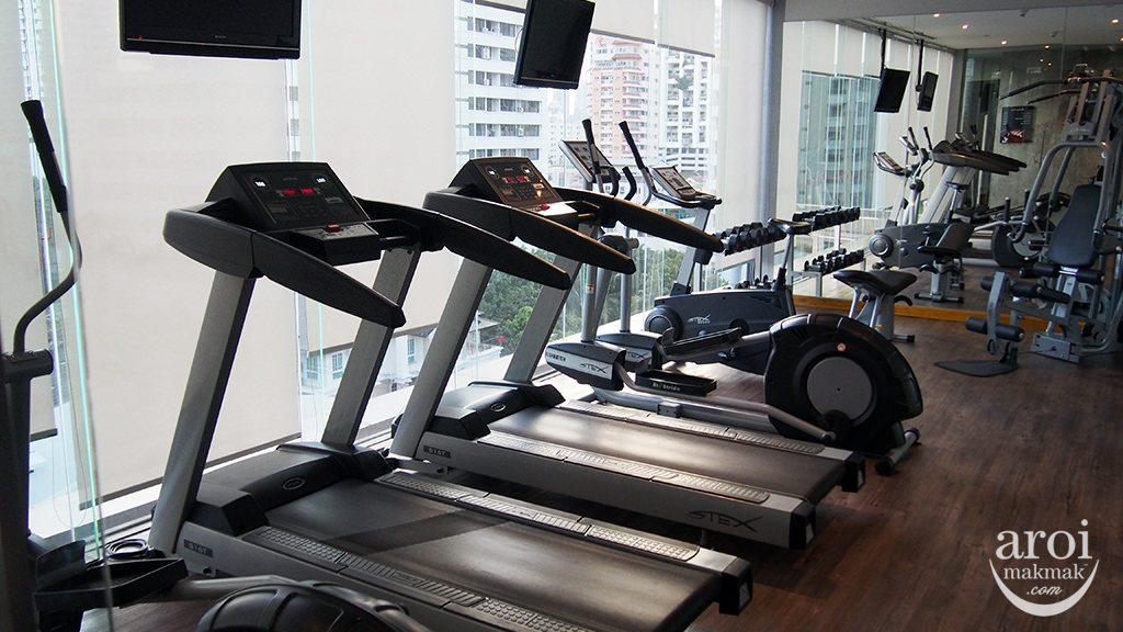 Galleria 10 - Gym
