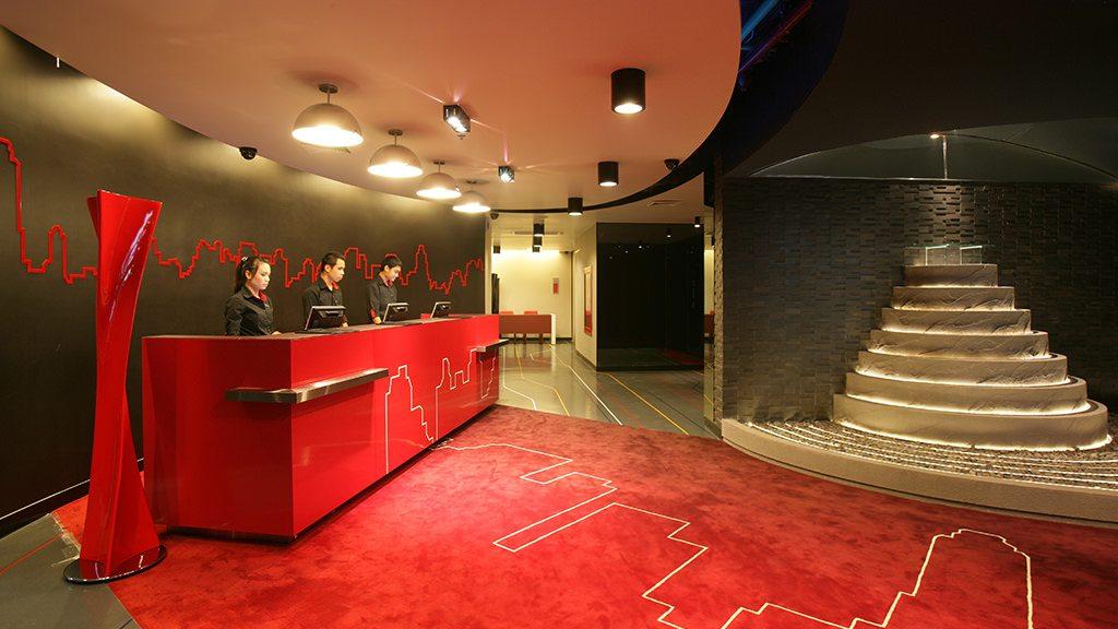 Galleria 10 - Reception