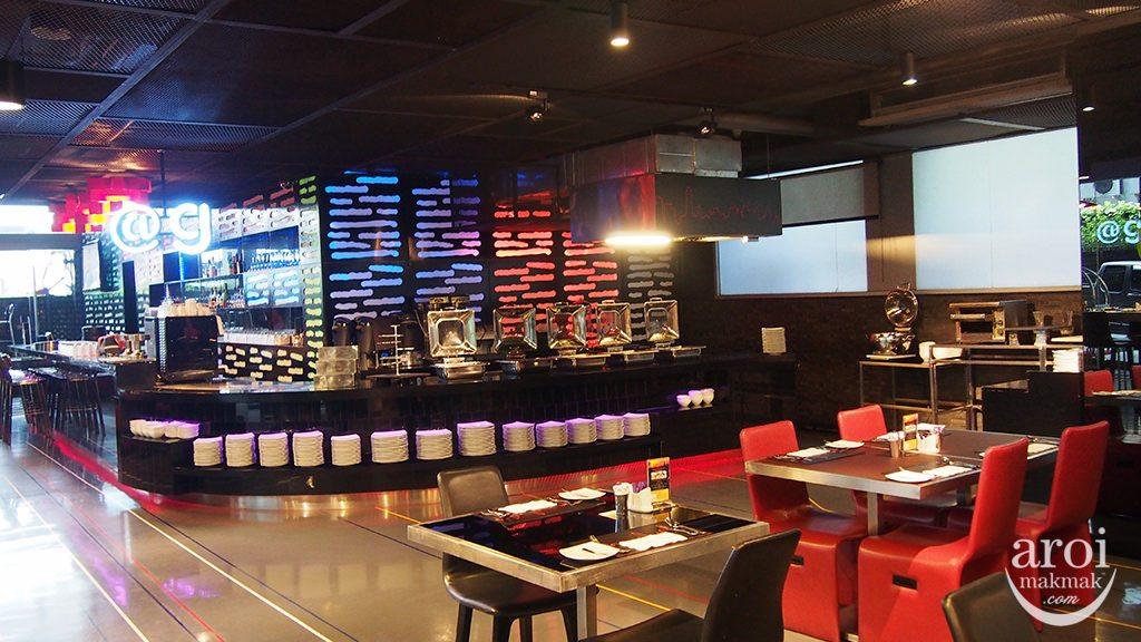 Galleria 10 - Restaurant