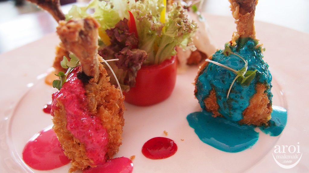 Leapfrog Bar & Grill - Chicken