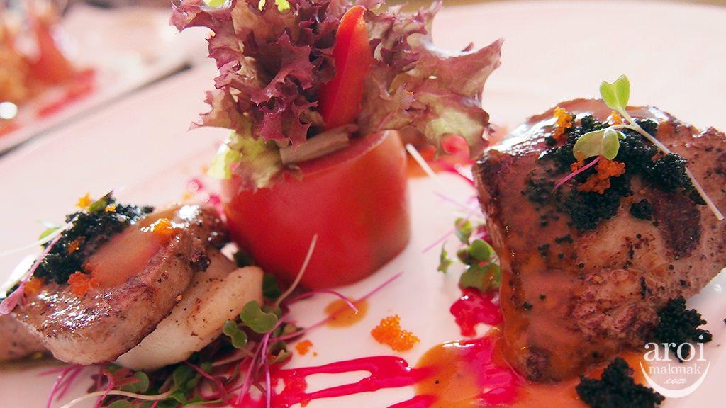 Leapfrog Bar & Grill - Foie Gras