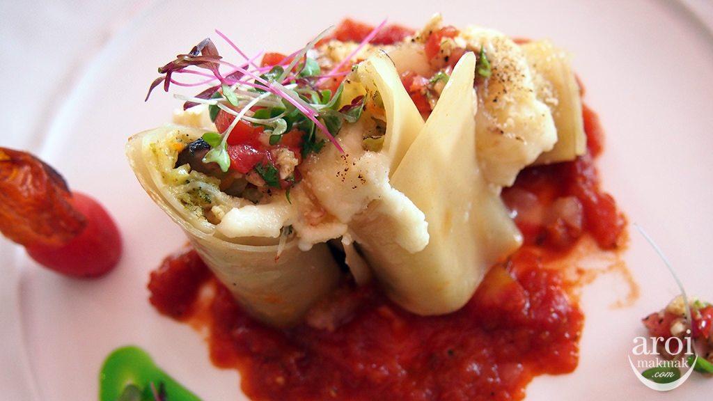 Leapfrog Bar & Grill - Pasta