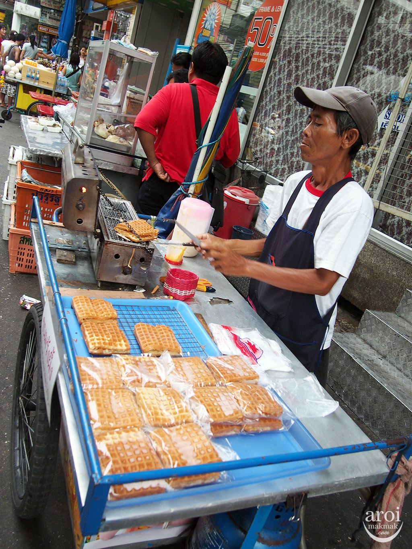 Pratunam Morning Market - Teriyaki Pork