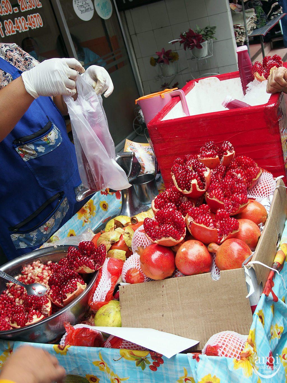 wanglangmarket-promegranate