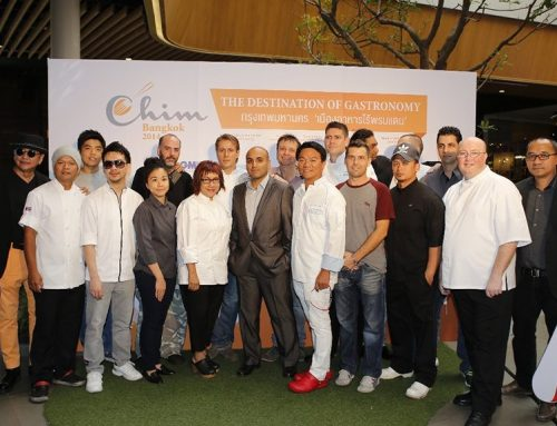 [NEWS] Thailand's Top Chef Gather at CHIM Bangkok 2014