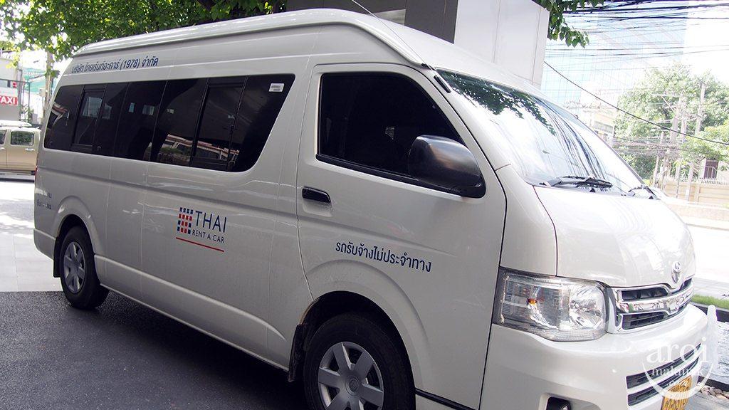 howtogohuahin-minivan