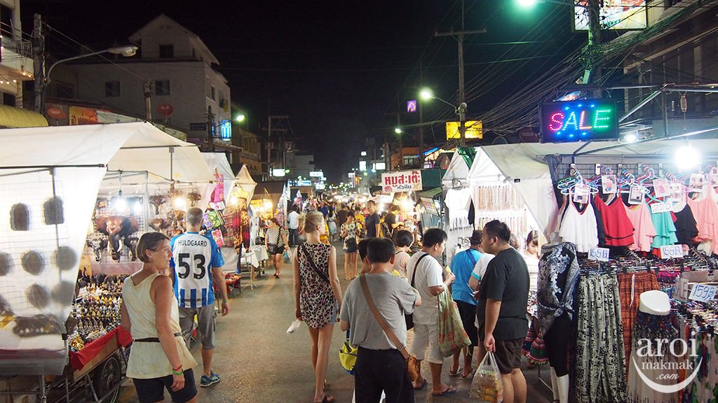 huahinnightmarket-overview
