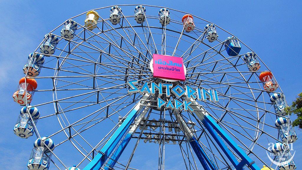 santorinipark-ferriswheel