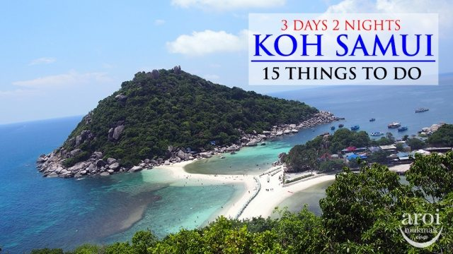 how to get to hua hin from koh samui