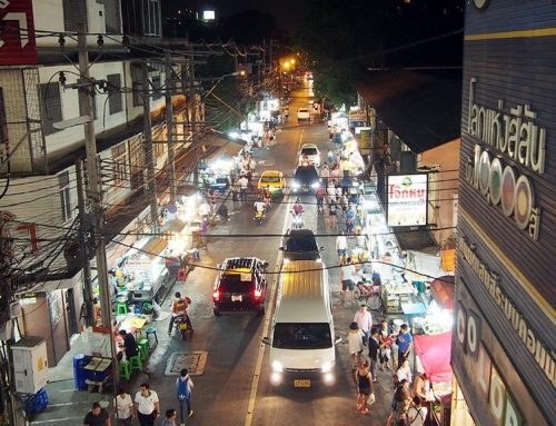 Where is Sukhumvit Soi 38 going?