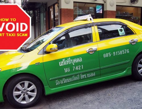 How To Avoid Bangkok Airport Taxi Scam