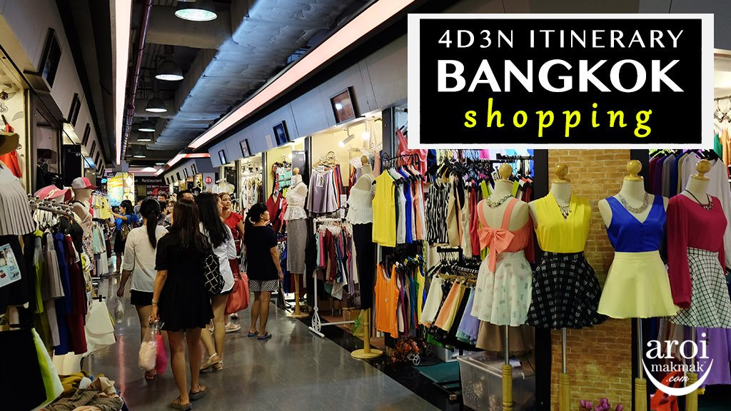 4D3N_bangkokitinerary_shopping