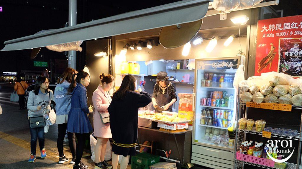 dongdaemunshopping-streetfood