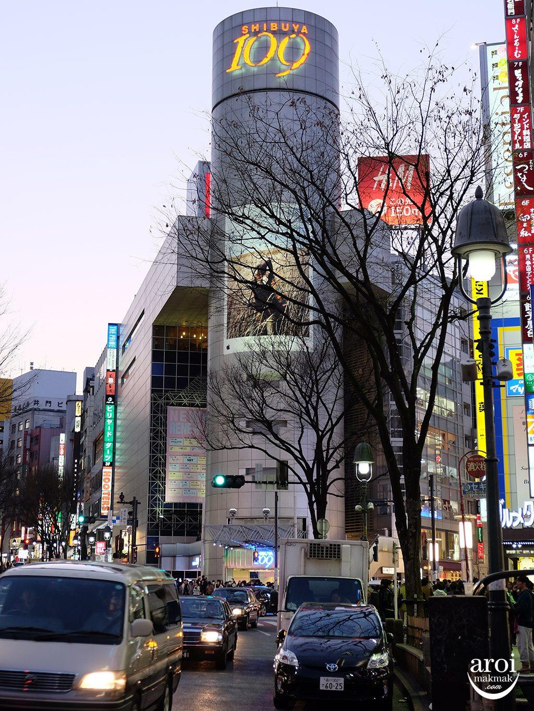 shibuya109-facade