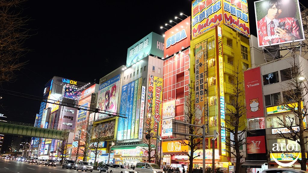 akihabara-buildings1