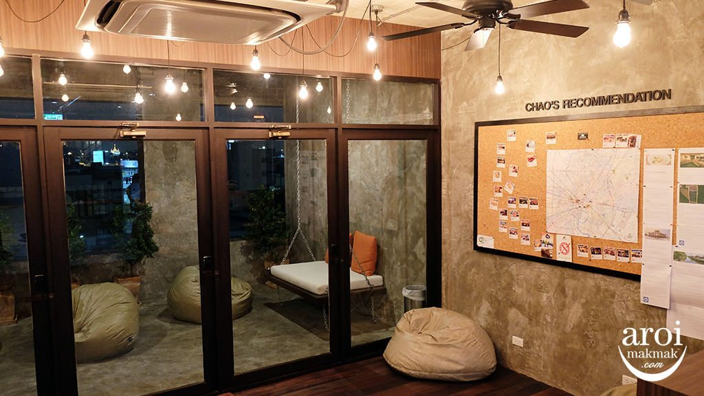 chaohostel-chaosrecommendation