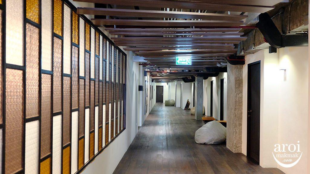 chaohostel-hallway
